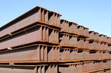 Free Iron Girder Stock Photography - 16584052