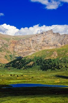 Free A Colorado Mountain Scenic Stock Images - 16584084
