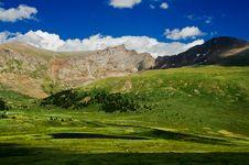 Free Mountain Wilderness Royalty Free Stock Photos - 16584108