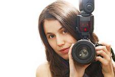 Free Self Portrait Royalty Free Stock Photos - 16584158