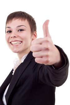 Free Thumbs Up Stock Photos - 16586873