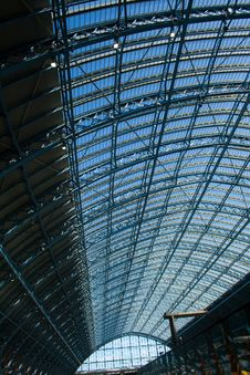 Free Glass Roof Royalty Free Stock Photos - 16587428
