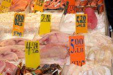 Free Fish Market Stock Image - 16588351