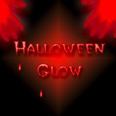 Free Bleeding Halloween Royalty Free Stock Image - 16588406