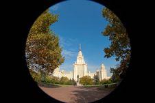 Free Moscow University Stock Photo - 16588520