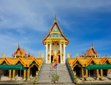 Free Temple In Thailand Royalty Free Stock Photo - 16588975