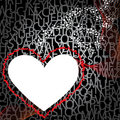 Free Heart Frame Royalty Free Stock Photography - 16593807