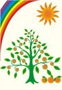 Free Orange Tree Stock Photography - 16597212