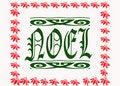 Free Noel  Christmas Illustration Royalty Free Stock Photography - 16599967