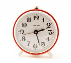 Free Mechanical Alarm Clock Royalty Free Stock Photography - 16591697