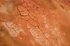 Free Cracked Soil Royalty Free Stock Photo - 16591865