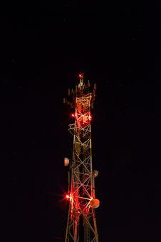Free Light Electric Tower Stock Photos - 16592093