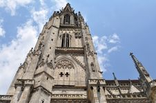 Free Dom-the Regensburg Cathedral,Germany(UNESCO Site) Stock Image - 16592231