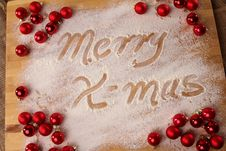 Free Merry Christmas Stock Images - 16594264