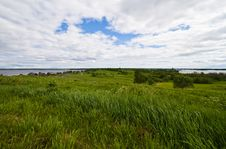 Landscape Of Kizhi Island Royalty Free Stock Photography