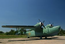 Free Beriev Be 10 Stock Photography - 16594562