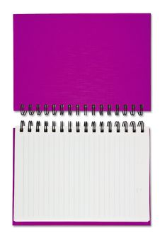 Free Purple Note Book Stock Photo - 16594880