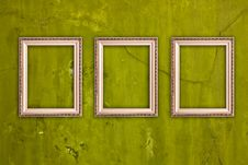 Free Blank Frames Royalty Free Stock Images - 16595619