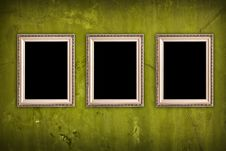 Free Blank Frames Stock Photos - 16595623