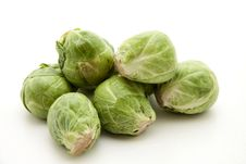Free Brussels Sprouts Royalty Free Stock Photo - 16595635