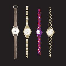 Free Watches Stock Images - 16595994