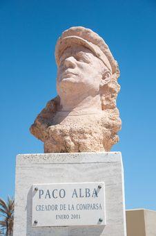 Free Paco Alba Royalty Free Stock Photos - 16596348