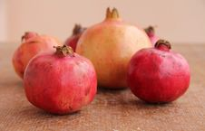 Free Pomegranate Royalty Free Stock Images - 16597719