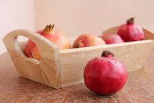 Free Pomegranate Stock Images - 16597744