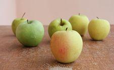 Free Ripe Apples Stock Image - 16597801