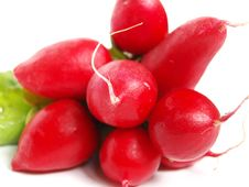 Free Radishes Royalty Free Stock Photo - 16597995