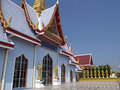 Free Blue Buddhist Temple Stock Images - 1668304