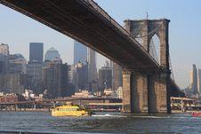 Free Brooklyn Bridge Stock Photos - 1660173