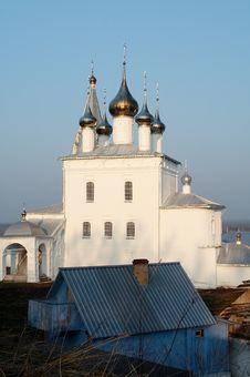 Free Old Monastery Royalty Free Stock Photos - 1660498