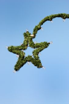 Free Christmas Star Stock Image - 1661721