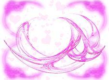 Free Heart- Background Stock Photos - 1661883