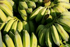 Free Bananas Royalty Free Stock Photo - 1662085