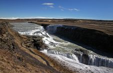 Free Gulfoss Royalty Free Stock Photo - 1662275