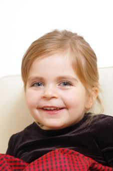 Free Little Girl Smile Royalty Free Stock Images - 1662759
