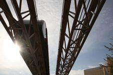 Free Sky Train Stock Photos - 1663213