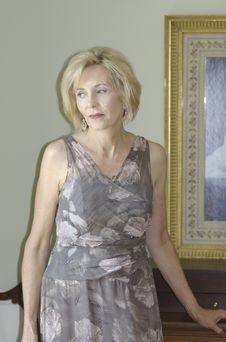 Free Classy Lady Royalty Free Stock Image - 1663416