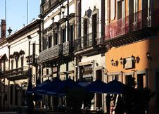 Free Morning Of Guanajuato Stock Images - 1663454
