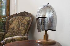 Free Medieval Helmet Stock Image - 1663491