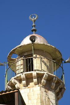 Free Minaret Royalty Free Stock Images - 1664739