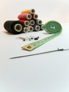 Free Needlework01 Royalty Free Stock Image - 1665396