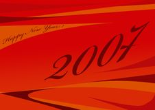 Free Happy New Year! Stock Images - 1665894