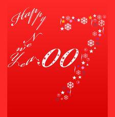 Free Happy New Year! Royalty Free Stock Photos - 1665998