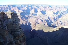 Free View Of The Grand Canyon Stock Photos - 1666653