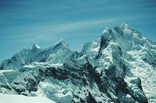 Free High Cordilleras Mountain Stock Photo - 1667280