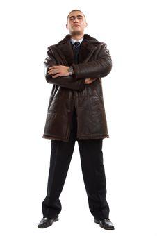 Free Businessman Portrait Royalty Free Stock Photo - 1667555