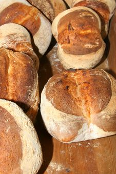 Free Several Loafs Of Bread Stock Images - 1668704